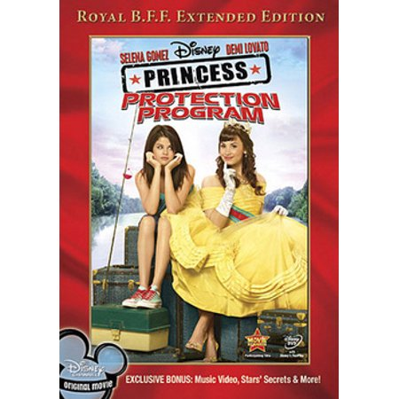 Princess Protection Program (DVD)