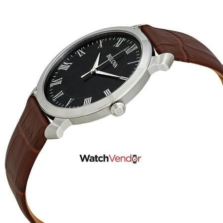 bef444902de9 Bulova Classic Black Dial Men's Watch 96A184 | Walmart Canada