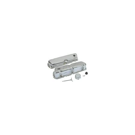 MACs Auto Parts Premier  Products 41-74174 Engine Chrome Dress Up Kit Small Block ()