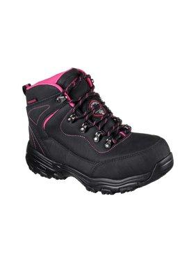 e8a399db83ce Product Image Women s Skechers Work D Lites Slip Resistant Amasa Alloy Toe  Boot