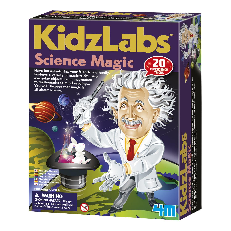 4M KidzLabs Science Magic Kit