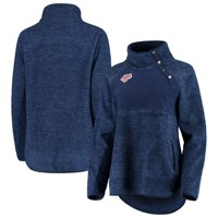 81d6e0d8 Product Image New York Knicks Women's Sidenote Quilted Snap-Up Pullover  Jacket - Navy