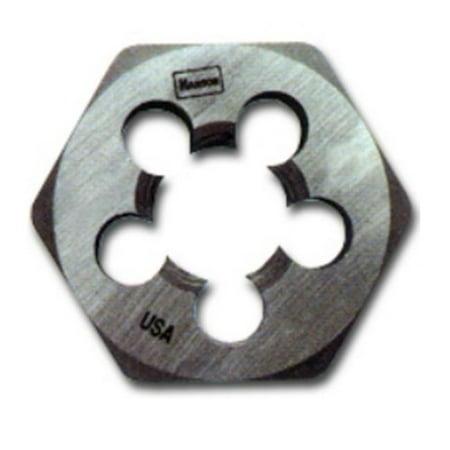 High Carbon Steel Hexagon 1-1.19in. Across Flat Die - Hexagon 1 Across Flat Die