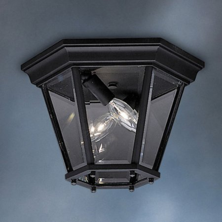 - Kichler Madison 9850 Outdoor Ceiling - 10.75 in.