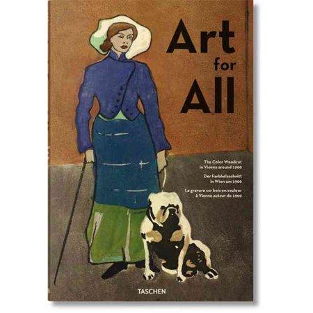 Art For All  The Color Woodcut In Vienna Around 1900   Der Farbholzschnitt In Wien Um 1900   La Gravure Sur Bois En Couleur A Vienne Vers 1900