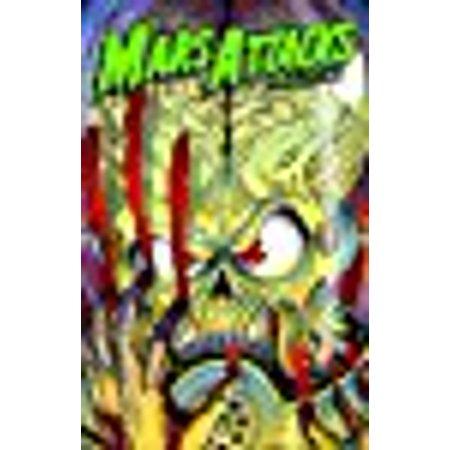 Mars Attacks Classics Vol. 2 Great Condition
