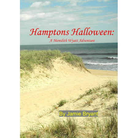 Hamptons Halloween - eBook