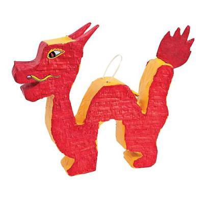 Chinese Dragon Pinata (IN-70/2626 Dragon PiNata Each By Fun)