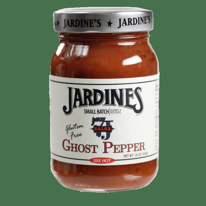 Jardine's Ghost Pepper Salsa, 16 oz