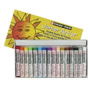 Sakura Cray-Pas Oil Pastels, Creamy Blendable Colors, 16 Color Set