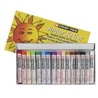 Cray-Pas Oil Pastel 16-Color Set