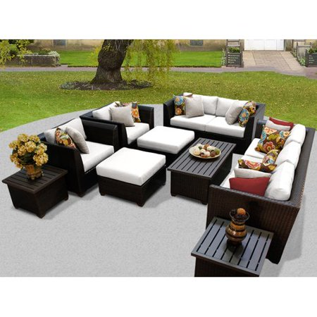 Sol 72 Outdoor Estrella 12 Piece Sofa Seating Group with Cushions ()