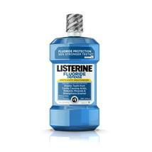 Mouthwash: Listerine Fluoride Defense