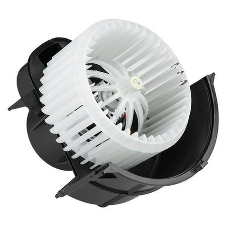 WALFRONT 7L0820021Q Car Heater Blower Motor for Audi Q7 Porsche Cayenne  Touareg,7L0820021Q, Blower Motor