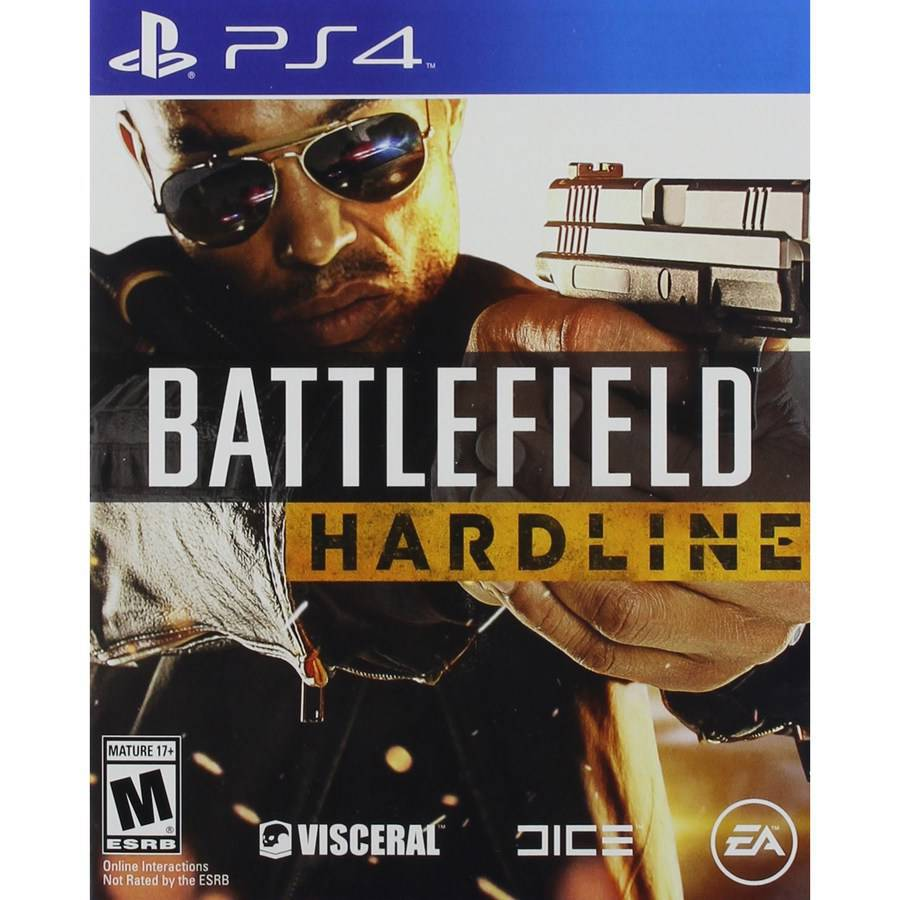 Battlefield Hardline (Playstation 4) by Electornic Arts