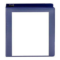 Office Depot® Brand Durable D-Ring View Binder, 2
