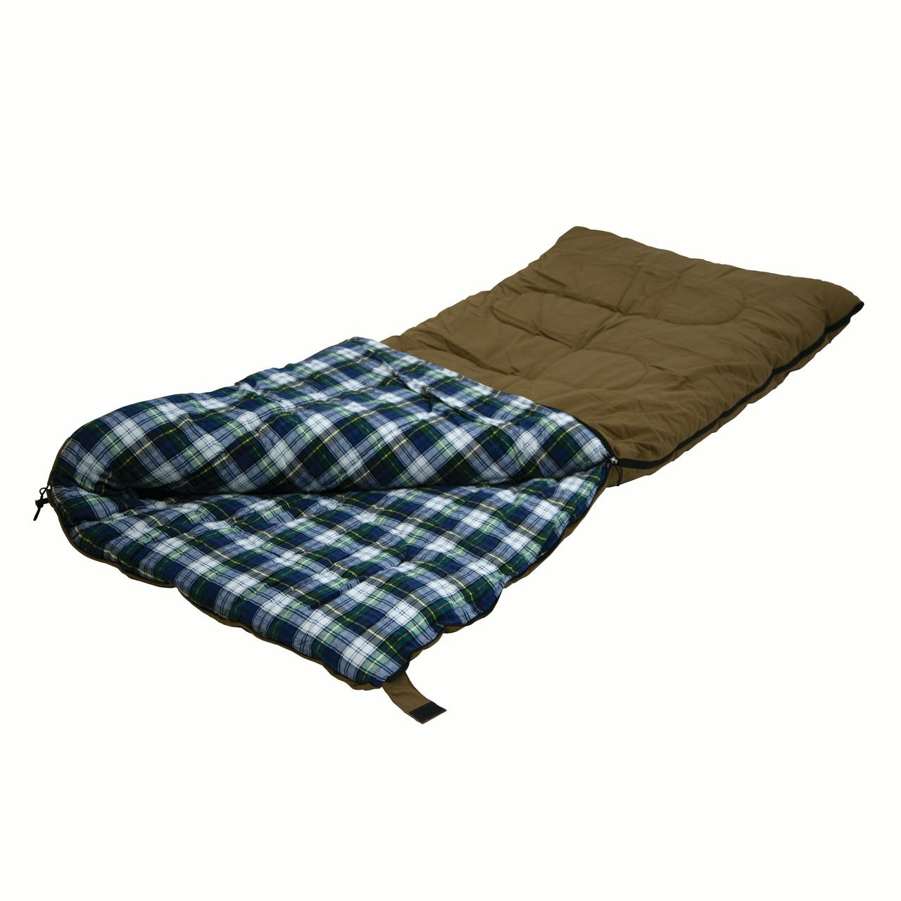 """Stansport White Tail 5 lb Rectangular Sleeping Bag 36"""" x 78"""" by Stansport"""