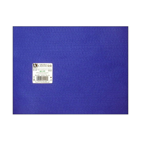Blue Felt (Kunin Classic Felt 9x12