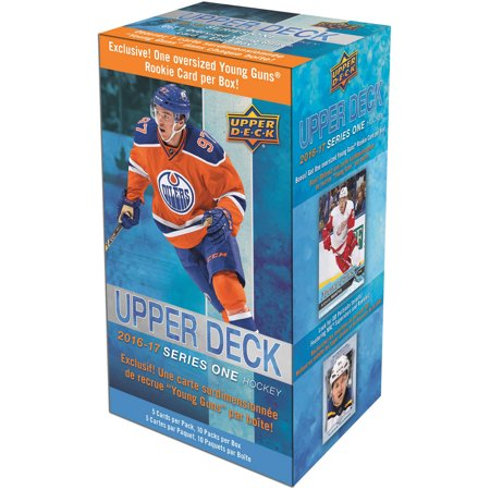 16-17 UPPER DECK SERIES 1 HOCKEY VALUE (Upper Deck Basketball Box)