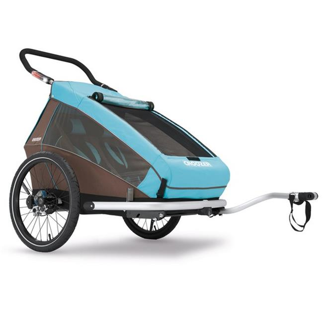 Croozer 121990216 Kid Plus for 2 3 in 1 Trailer