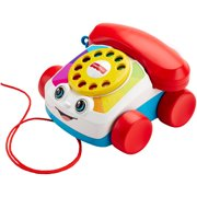 Fisher-Price Chatter Telephone, Baby and Toddler Pull Toy