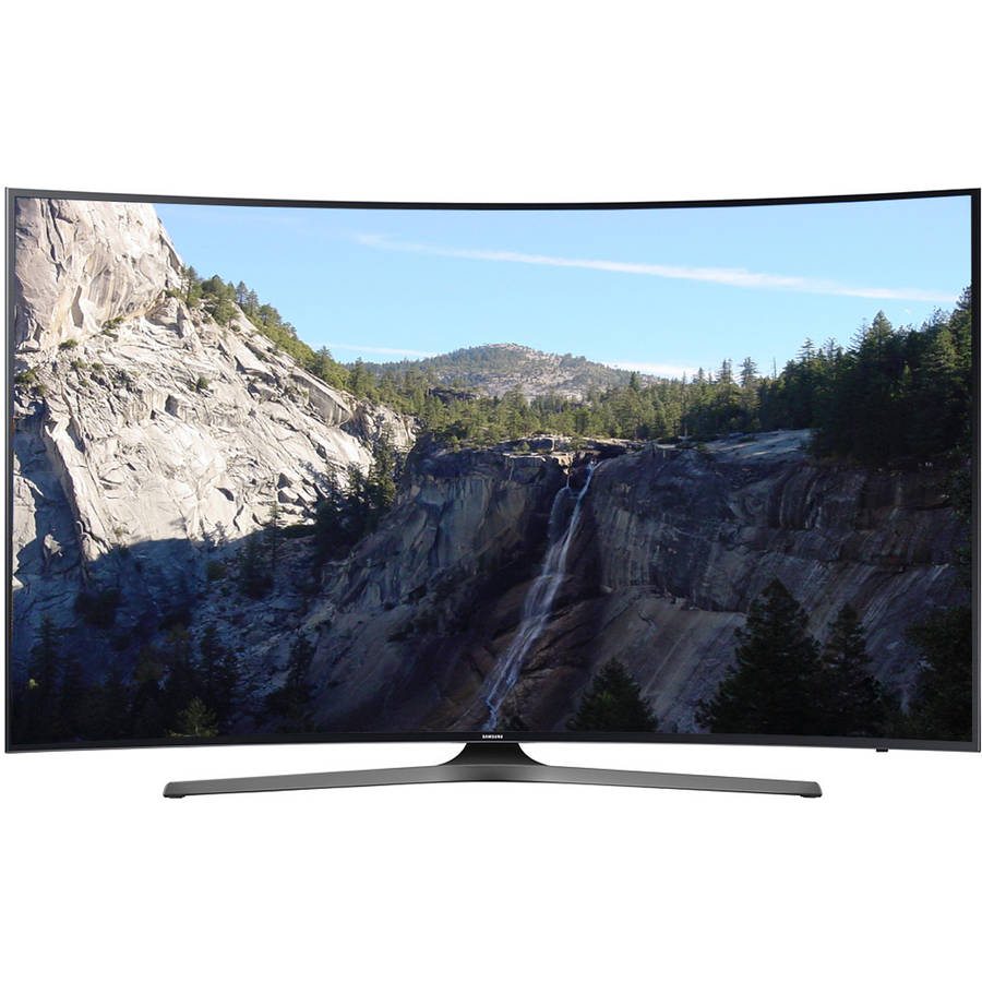 Refurbished Samsung 65 Class  -  Curved, 4K Ultra HD, Smart, LED TV  -  2160p, 60Hz (UN65KU649FXZA)