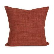 allan andrews coco coral square decorative pillow - Coral Decorative Pillows