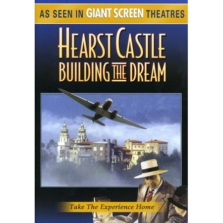 Hearst Castle: Building the Dream (DVD) (Best Hearst Castle Tour To Take)