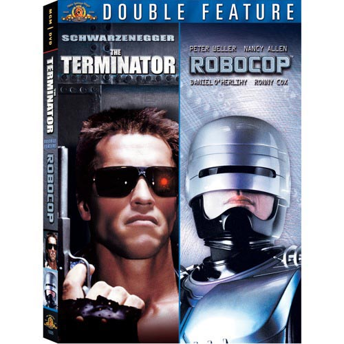 The Terminator / Robocop