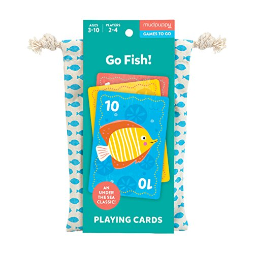 Mudpuppy Go Fish Playing Cards - image 4 of 4