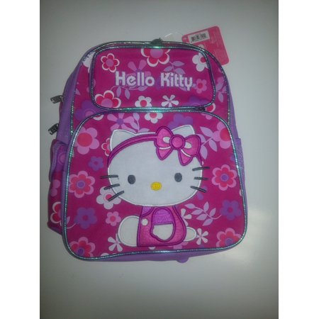 Small Backpack - - Sanrio Flower Shop 12 School Bag New 631451