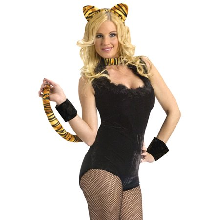 Instant Character Costume Kit (Tiger) (Female Character Costumes)