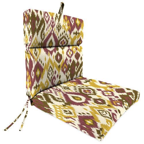 Jordan Manufacturing Universal Outdoor Adirondack Chair Cushion