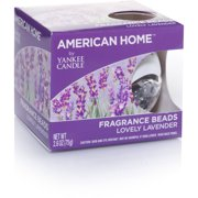 American Home by Yankee Candle Fragrance Beads, Lovely Lavender