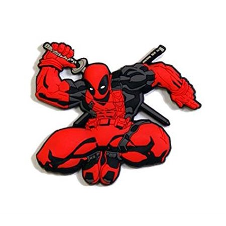 Deadpool Mega Mega Magnet, Deadpool takes over your fridge! By PopFun Merchandising](Deadpool Merchandise)