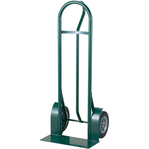 1000 lb Flat-Free Super Steel P-Handle Hand Truck by Generic