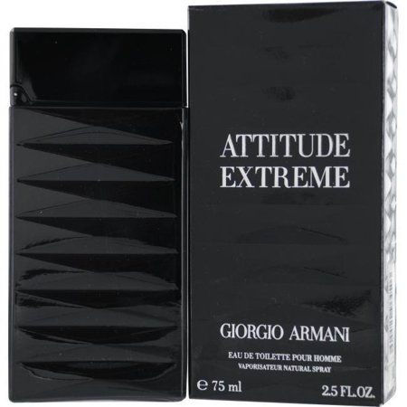 Giorgio Armani Giorgio Armani Attitude Extreme Mens 25 Ounce Eau