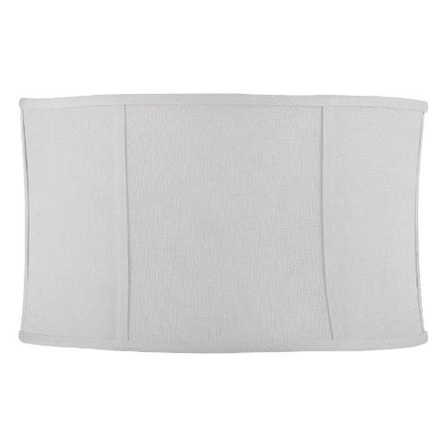 Cal LightingSH-1403 9 in. Side Drum Softback Fabric Shade - image 1 of 1