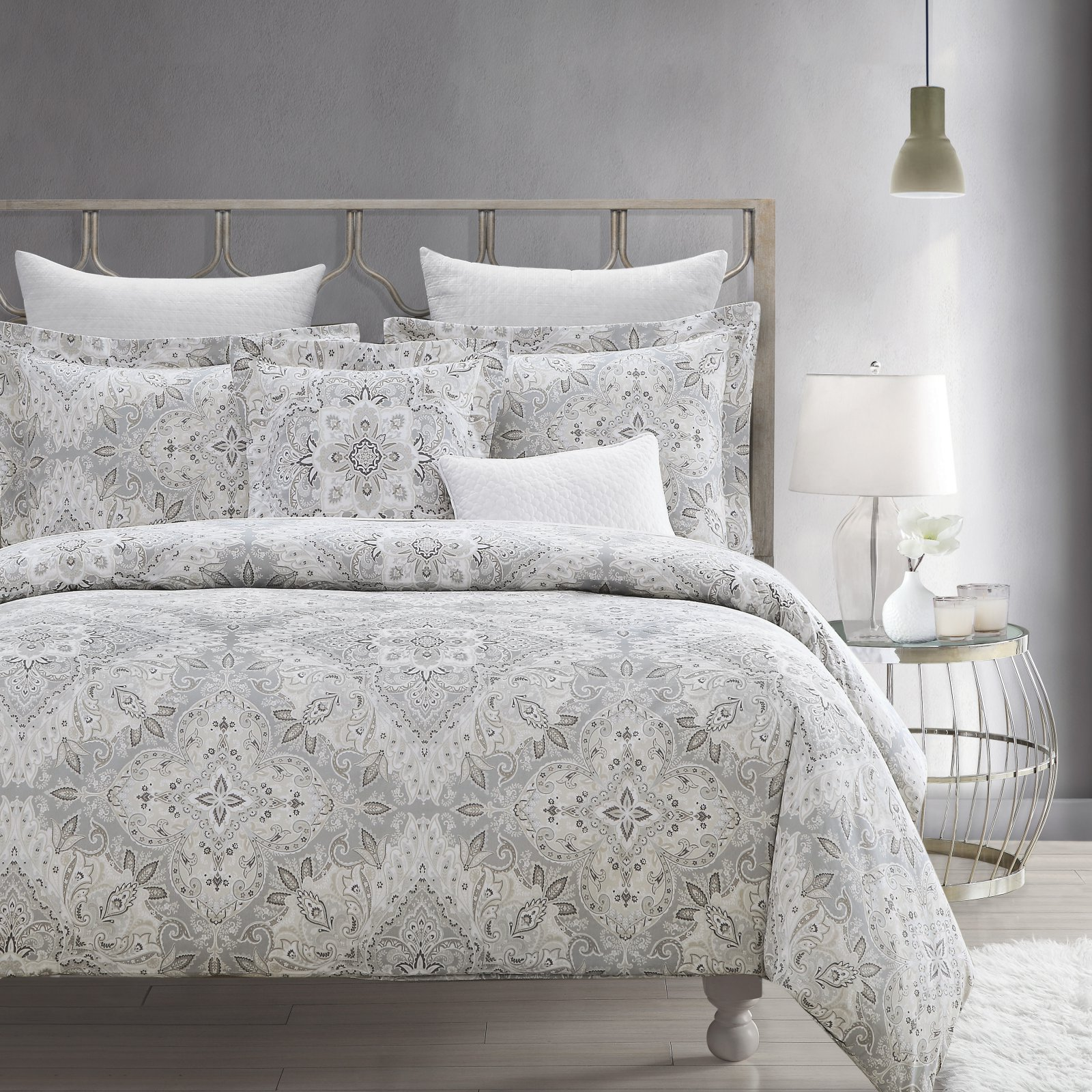 Claribel 5 Piece Comforter Set
