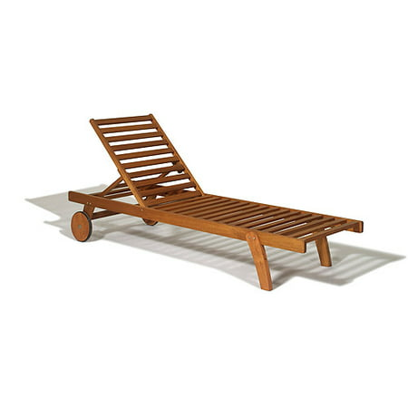 Sealand outdoor chaise lounge for Chaise lounge at walmart