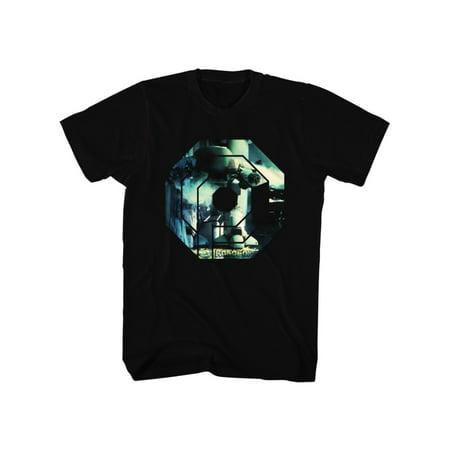 12e5c2a8b [amz_brand] - robocop 1987 scifi action movie cyborg ed-209 adult t-shirt  tee - Walmart.com