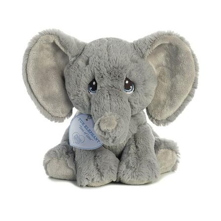 Tuk Elephant 8 inch - Baby Stuffed Animal by Precious ...