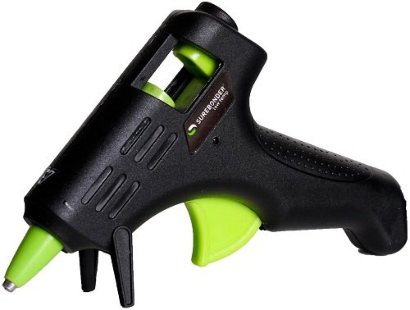 LT-160 Mini Low Temperature Glue Gun, 10-watt, Perfect for crafts, floral  and do it yourself projects By Surebonder