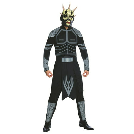 Savage Opress Halloween Costume (Star Wars Mens Savage Opress Halloween)