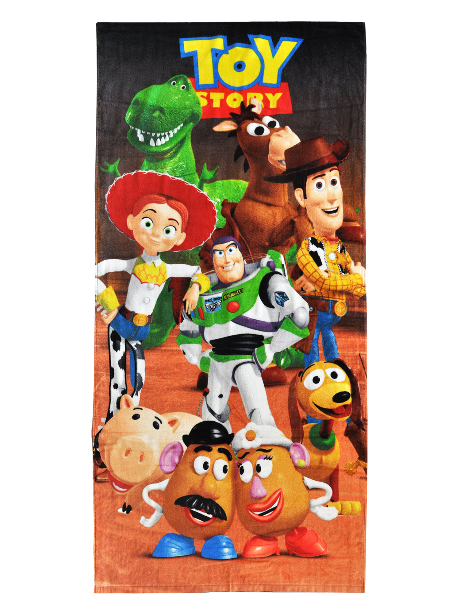 Bullseye and Slinky Toy Story Character die cuts Set of 6 including Jessie Woody Buzz