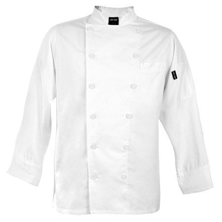 The Tailored Sportsman Tailored Coat - Chef Code Tailored Slim Fit Executive Unisex Chef Coat CC114