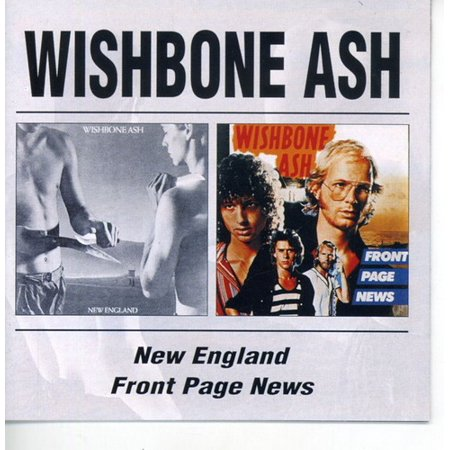 New England / Front Page News (CD)