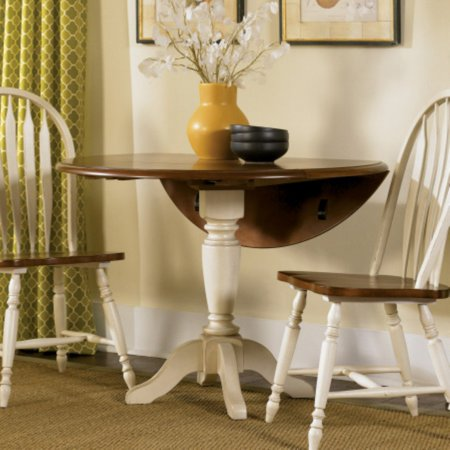 Liberty Furniture Low Country Sand Drop Leaf Dining Table ...