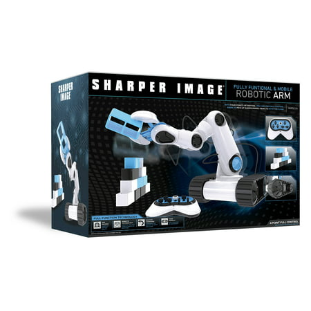 Sharper Image Robotic Arm](Robotics Kits For Kids)