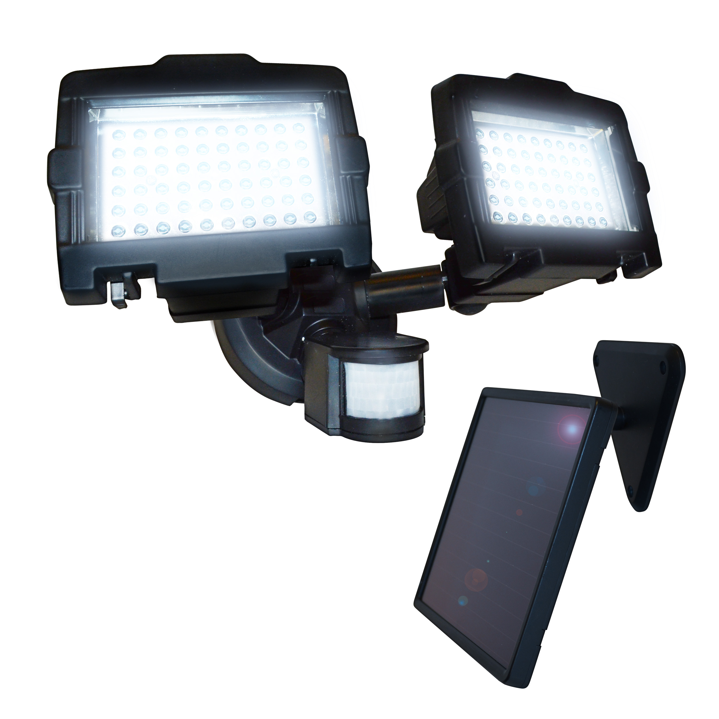 sc 1 st  Walmart.com & Nature Power 120 LED Solar Security Light - Walmart.com